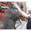 フィレンツェ一人旅⑦ 幸運のイノシシ像&自分へのお土産探し