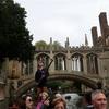 川下りと大学めぐりを楽しんだケンブリッジ観光。