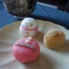 クリスマスも和菓子で・・