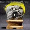 海外チャンネルにも紹介された日本の人面石ミュージアム