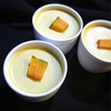 かぼちゃのパンナコッタ、シナモン風味