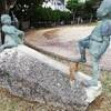 謎のシーソー像から見える男女関係