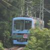 鉄道の日常風景138…過去20120828叡山電鉄乗車記