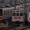 東急8500系8616F廃車回送