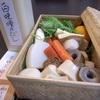 京野菜のデモ、もう一度、やりたいわん。