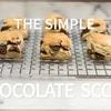 ボンボンシエルチャンネル最新動画「チョコレートスコーン」アップしました