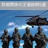 防衛関係の王道銘柄5選