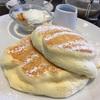 高倉町珈琲店でナポリタンとリコッタパンケーキを食べて欲しい