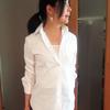 どうしても妥協したくない服|肌がきれいに見える真珠色のシルク・キャミソール