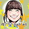iPadで描いた鈴木杏樹さん。不倫報道が続いているので、その流れで描いた。