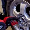 タイヤ交換をしました。