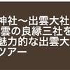 呼ばれた?!出雲大社にꉂꉂ(ᵔᗜᵔ∗)