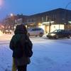 この冬一番の大雪