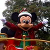 TDL クリスマス ミッキーポジション
