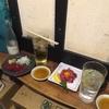 【おさけ】GW野毛ハシゴ② 宮川橋もつ肉店で皿焼きレバー