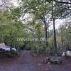 朝の澄んだ空気の中、キャンプ場を散策 | 山伏オートキャンプ場 その2
