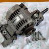 K6AエンジンOH(補器類を取り付ける#4 オルタネータ・インテークマニホールドなど)
