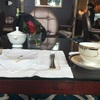 2016/2/XX-Shangri-La Hotel Singaporeでアフタヌーンティー