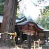 幽玄な神域、北口本宮冨士浅間神社