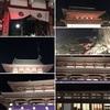 la prima visita al tempio dell'anno nuovo