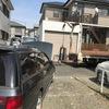 金沢区からパンクした車検の切れた不動車をレッカー車で廃車の引き取りしました。