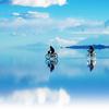 堀尾聡太のまるで鏡【ウユニ塩湖】