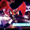 Moderoid マジンカイザー制作完成 Mazinkaiser painting and build