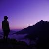 【奥大日岳】山頂へ向かう理想的な稜線、立山・剣岳を眺める大展望、真夏最高潮を締めくくる山旅