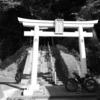 【出雲國】嶋根郡・生馬神社。