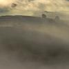 朝霧の丘々 - an autumn morning