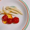 トマトとセロリのクールダウンマリネ