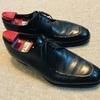 【愛用品】仕事始めに向けて、革靴&革小物を手入れしました。