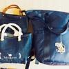 双子のマザーズバッグと荷物事情