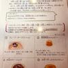 息子最後の給食「おたのしみデザート」選択用紙 小学校生活の給食はあと11回!!