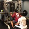 仕事とトレーニング