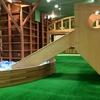 旭川の室内遊び場「もりもりパーク」に大喜び