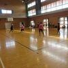 6年生:体育 バスケットボールのゲーム