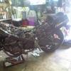 FX400R キャブ清掃