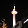 ミラーレスで撮った京都タワー