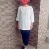 【UNIQLO】WOMAN ドレープロングボートネックT (七分袖)