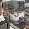 しなの鉄道車両のいるホーム^^…2020年長野駅