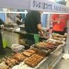 武蔵小山で焼き鳥と寿司とコッペパン食べた