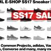 DSML-E SHOP SS17 SNEAKER SALE 開催中
