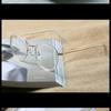 甘辛MIXにするメガネ フレーム 透明アイテム