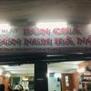 ニャチャンでも美味しいハノイ料理・ブンチャー、Bun Cha が楽しめる♬♫♬