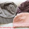 医療用帽子。抗ガン治療中の愛用品です