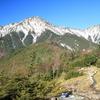 2016/11/12-11/13 赤岳(県界尾根・ツルネ東陵 キレット小屋泊)