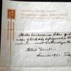 アインシュタインのメモ、1.7億円 エルサレムで落札