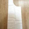 子供用のエプロンを作成中 ②型紙を作る
