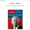 The Economist:表紙づくりのウラ話(2020年11月7日号)